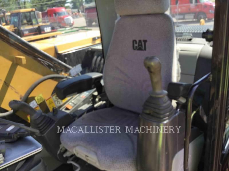 CATERPILLAR EXCAVADORAS DE RUEDAS M316D equipment  photo 22