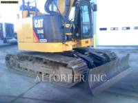 CATERPILLAR KETTEN-HYDRAULIKBAGGER 314EL CR equipment  photo 3