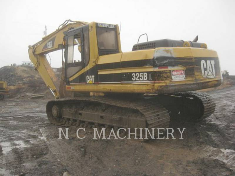 CATERPILLAR トラック油圧ショベル 325B L equipment  photo 3