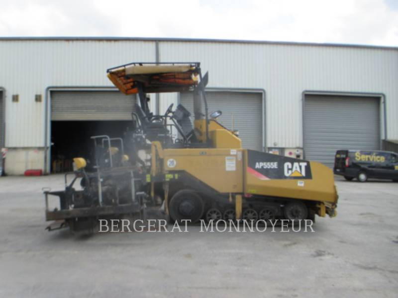 CATERPILLAR ASPHALT PAVERS AP555E equipment  photo 5
