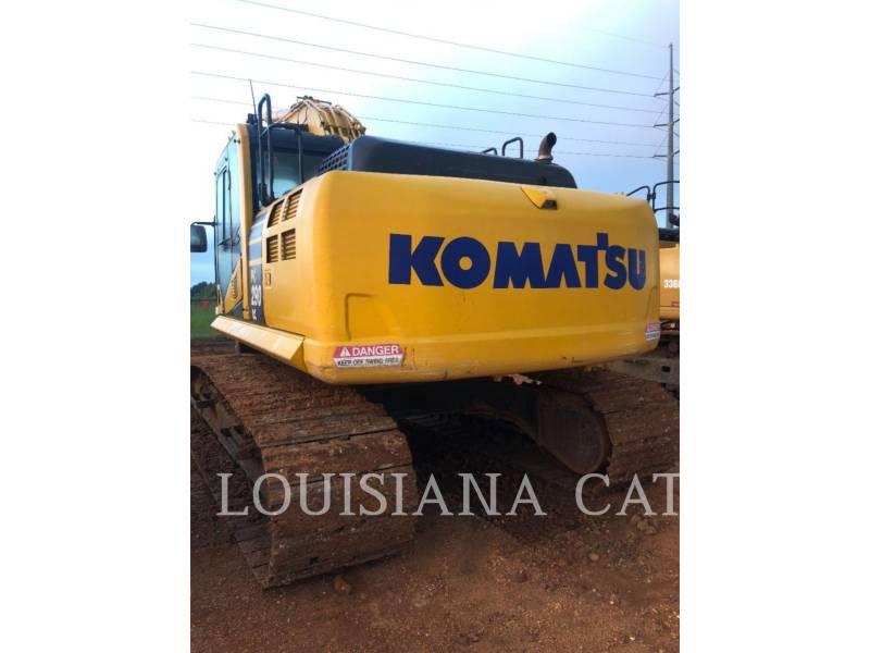KOMATSU LTD. EXCAVATOARE PE ŞENILE PC290LC-10 equipment  photo 4