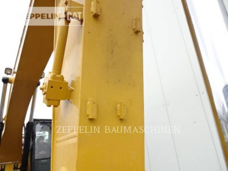 CATERPILLAR TRACK EXCAVATORS 330DL equipment  photo 12