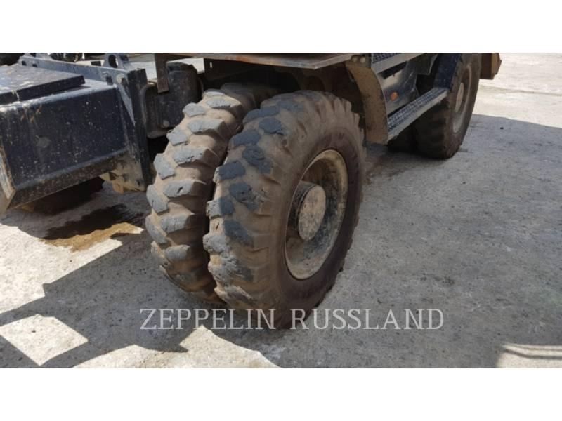 CATERPILLAR WHEEL EXCAVATORS M314F equipment  photo 5
