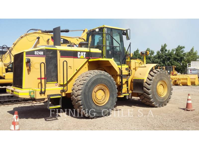 CATERPILLAR INNE 824H equipment  photo 1