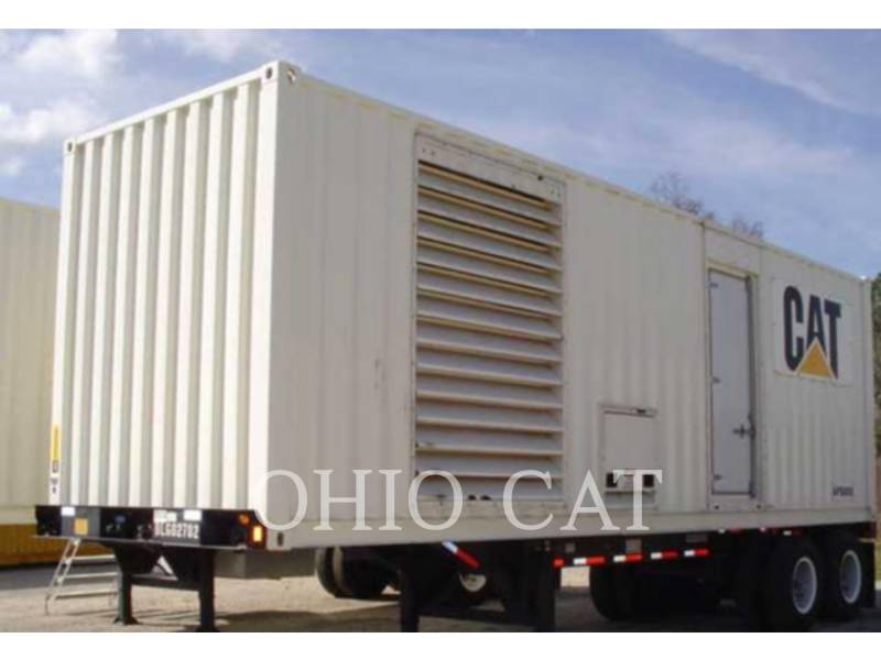 CATERPILLAR POWER MODULES (OBS) XQ800 equipment  photo 1