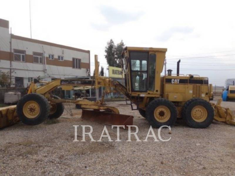CATERPILLAR MOTOR GRADERS 120HNA equipment  photo 1