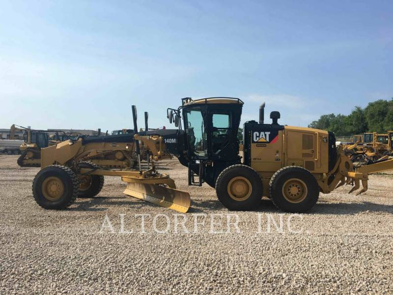 CATERPILLAR MOTOR GRADERS 140M2 R equipment  photo 5