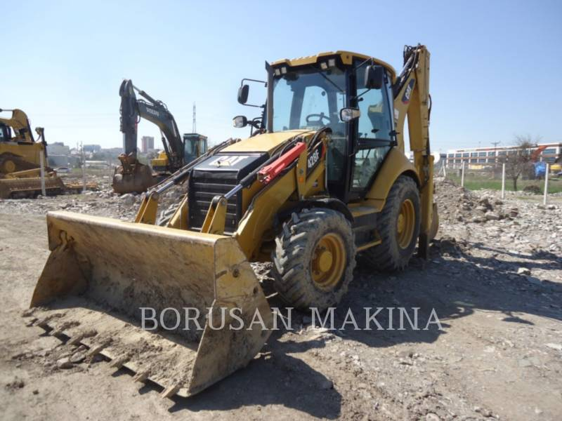 CATERPILLAR BACKHOE LOADERS 428F equipment  photo 8