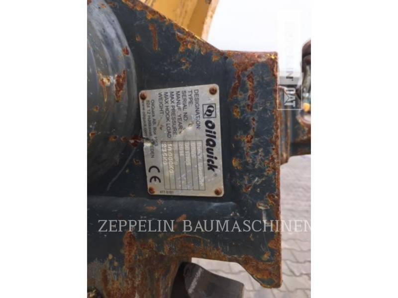 CATERPILLAR MOBILBAGGER M318D equipment  photo 20