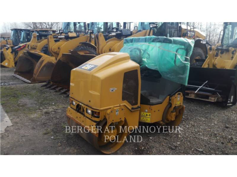 CATERPILLAR COMPACTEURS CB14B equipment  photo 1