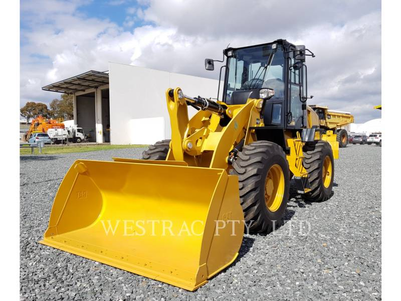 CATERPILLAR CARGADORES DE RUEDAS 910K equipment  photo 3