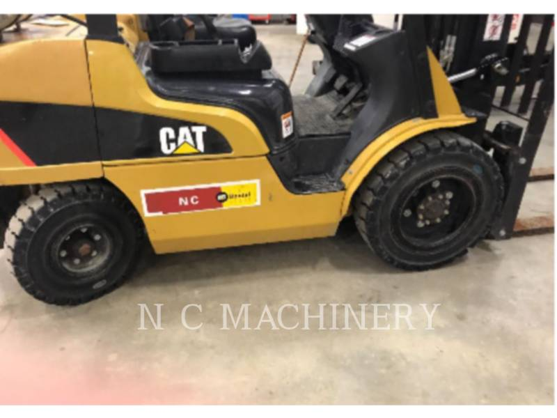 CATERPILLAR CARRELLI ELEVATORI A FORCHE P6000-LE equipment  photo 9