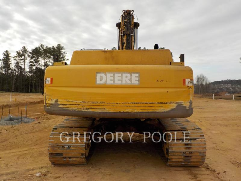 JOHN DEERE EXCAVADORAS DE CADENAS 330C LC equipment  photo 13