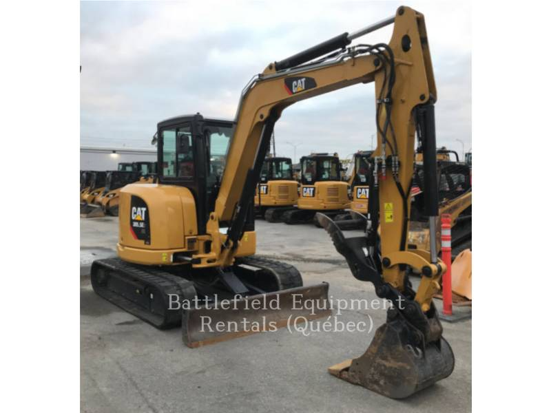 CATERPILLAR RUPSGRAAFMACHINES 305.5E2CR equipment  photo 1