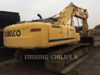 KOBELCO / KOBE STEEL LTD TRACK EXCAVATORS SK350 ME equipment  photo 3