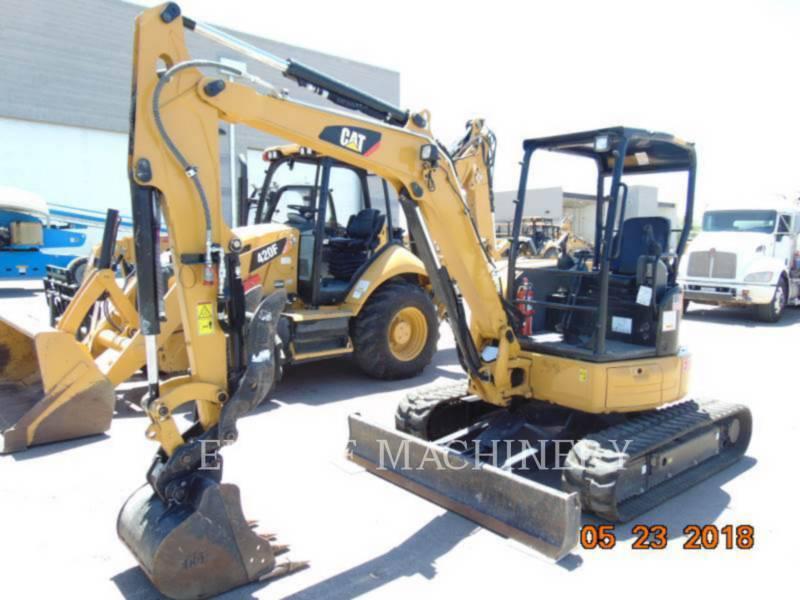 CATERPILLAR トラック油圧ショベル 304E2CR equipment  photo 4