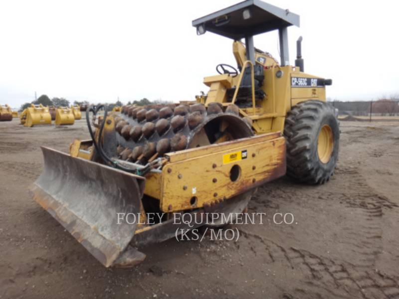 CATERPILLAR COMPACTADORES CP563C equipment  photo 1