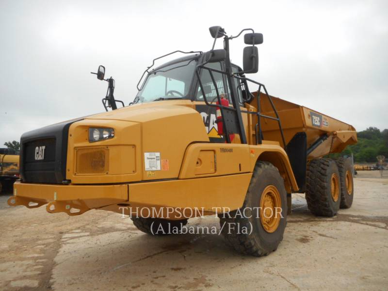 CATERPILLAR CAMIONES ARTICULADOS 725C T4F equipment  photo 1