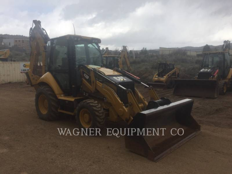 CATERPILLAR BAGGERLADER 430F IT4WE equipment  photo 2