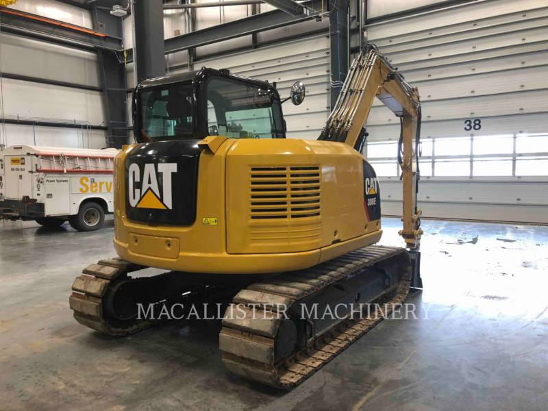 CATERPILLAR PELLES SUR CHAINES 308E2 equipment  photo 5
