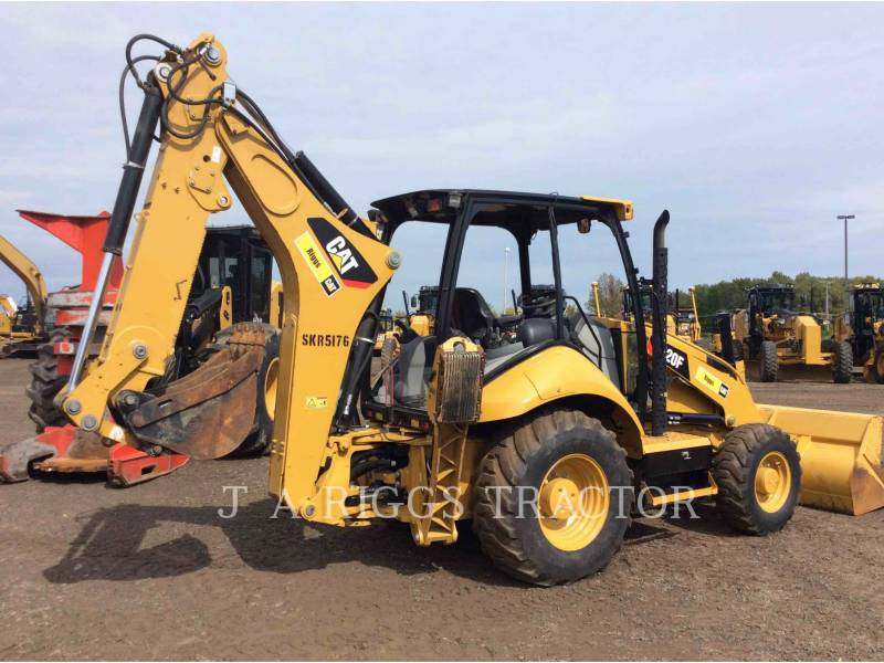 CATERPILLAR RETROEXCAVADORAS CARGADORAS 420F 4E equipment  photo 6