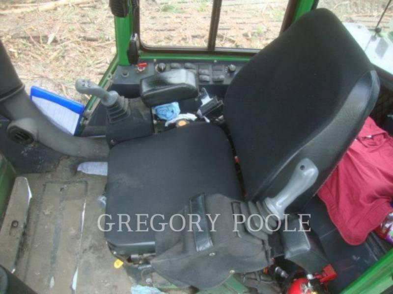 JOHN DEERE FORESTAL - CARGADORES DE TRONCOS 437D equipment  photo 23