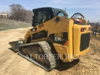 CATERPILLAR MINICARGADORAS 279C2 equipment  photo 2