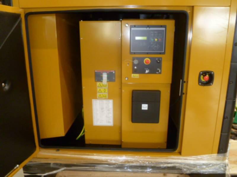 CATERPILLAR STATIONARY GENERATOR SETS C18 equipment  photo 9