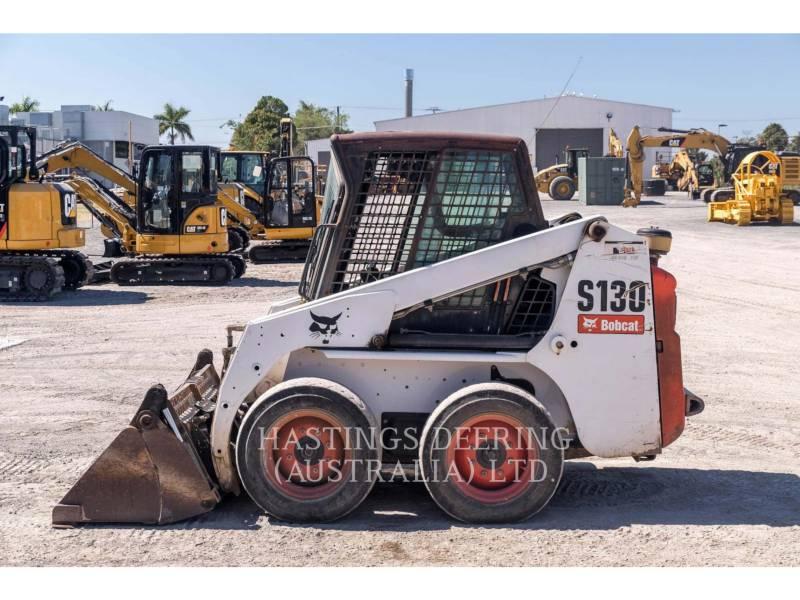 BOBCAT SKID STEER LOADERS S130-BC equipment  photo 4