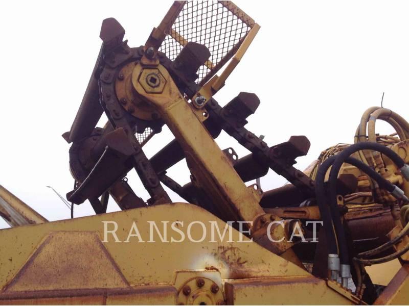 CATERPILLAR MOTOESCREPAS 615 equipment  photo 19