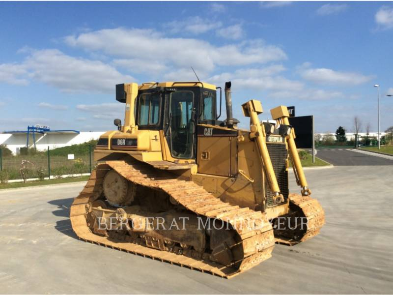 CATERPILLAR TRACTEURS SUR CHAINES D6RLGP equipment  photo 2