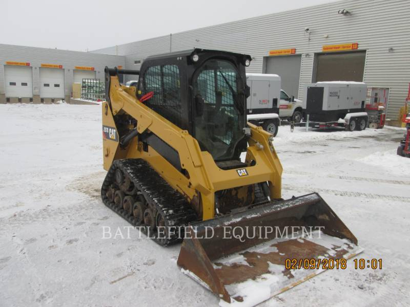 CATERPILLAR MULTI TERRAIN LOADERS 257DLRC equipment  photo 3