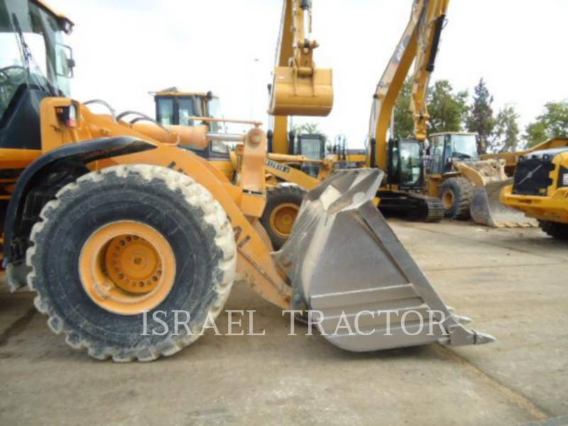 HYUNDAI CONSTRUCTION EQUIPMENT WHEEL LOADERS/INTEGRATED TOOLCARRIERS HL770-9 equipment  photo 6