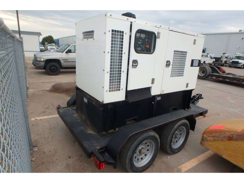 CATERPILLAR PORTABLE GENERATOR SETS NPS-P-100 equipment  photo 3