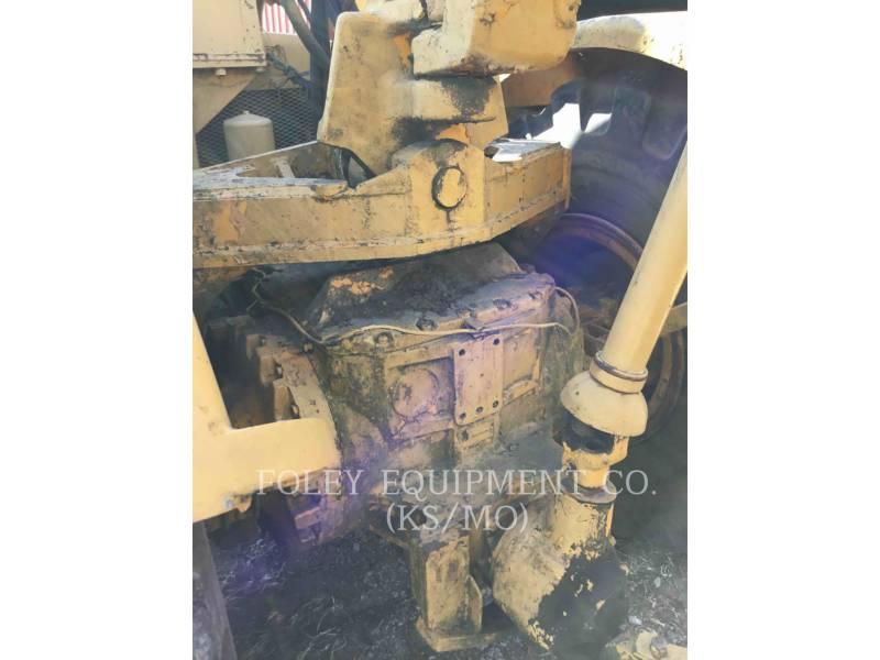 JOHN DEERE WHEEL TRACTOR SCRAPERS 760A equipment  photo 14