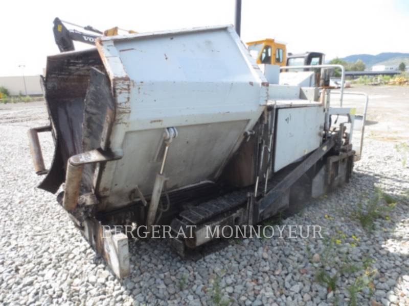 CATERPILLAR PAVIMENTADORA DE ASFALTO BB621C equipment  photo 2