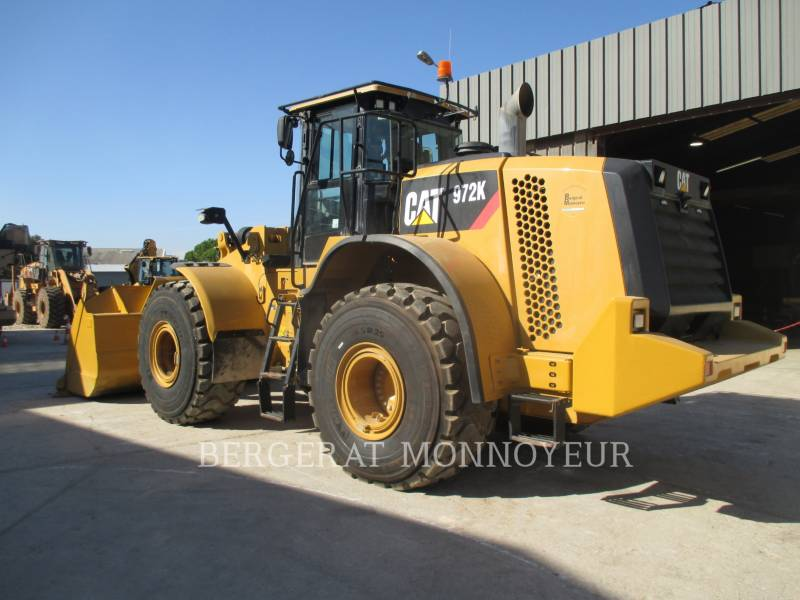 CATERPILLAR RADLADER/INDUSTRIE-RADLADER 972K equipment  photo 4