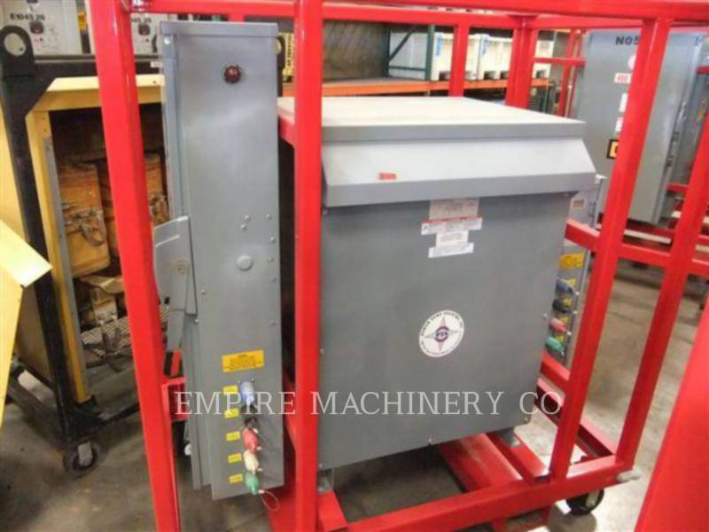 MISCELLANEOUS MFGRS EQUIPO VARIADO / OTRO 150KVA PT equipment  photo 1