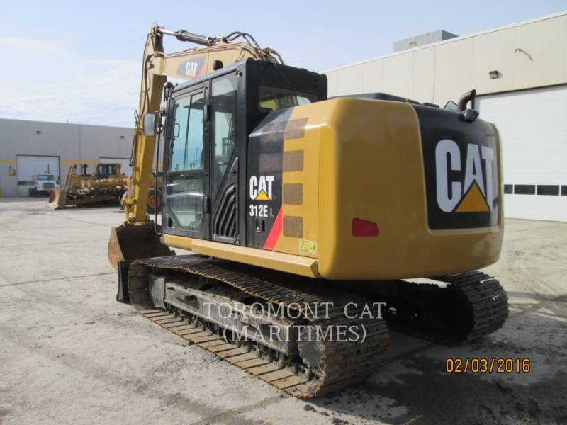 Caterpillar EXCAVATOARE PE ŞENILE 312EL equipment  photo 2