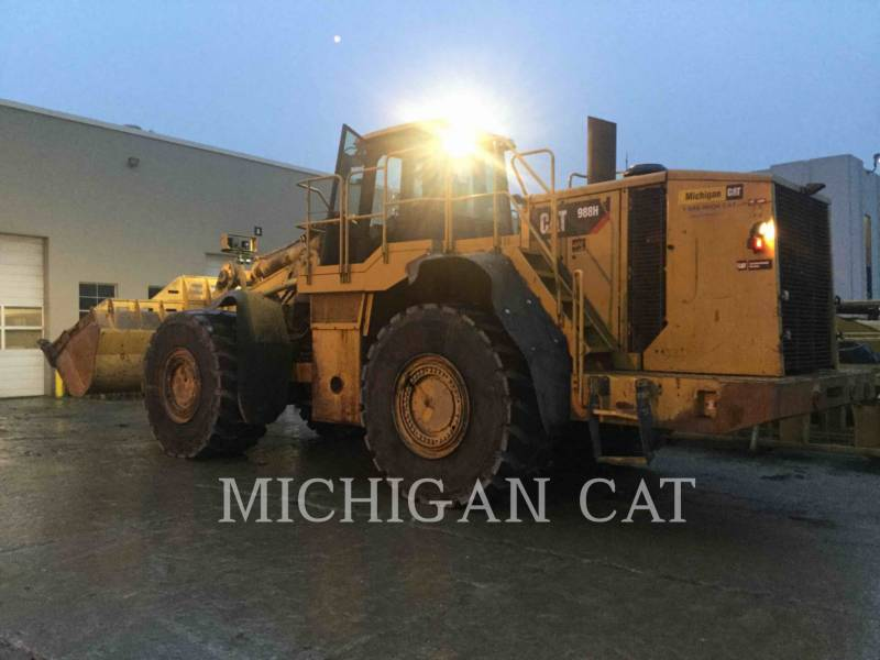 CATERPILLAR WHEEL LOADERS/INTEGRATED TOOLCARRIERS 988H RBLD equipment  photo 3