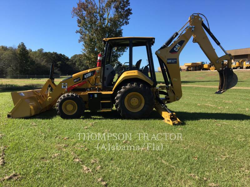 CATERPILLAR バックホーローダ 420F2 equipment  photo 11