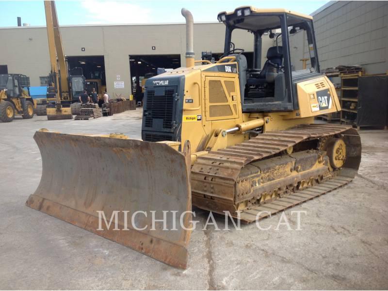 CATERPILLAR TRACK TYPE TRACTORS D6KL equipment  photo 1