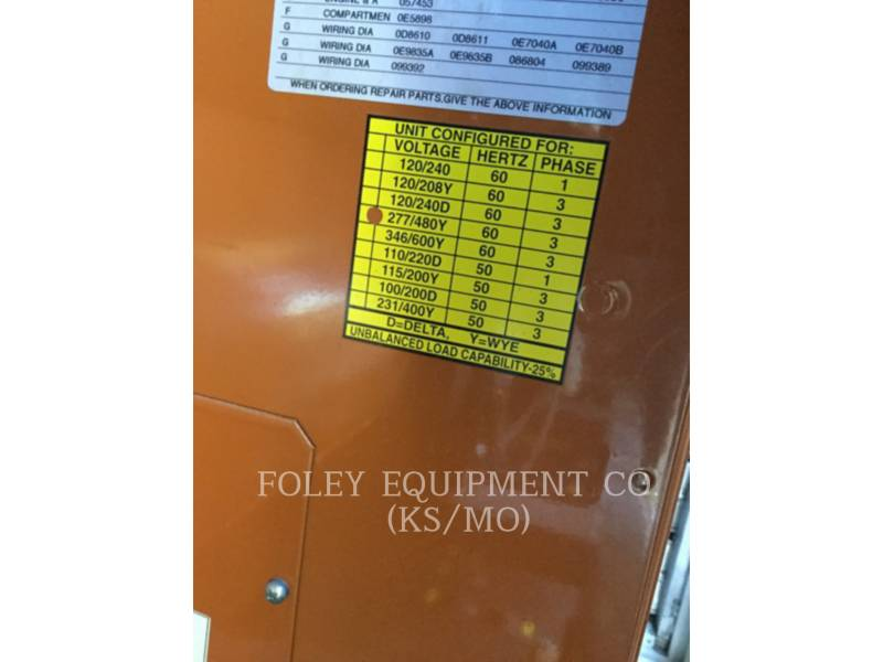 GENERAC STATIONARY - DIESEL (OBS) 0A8829EP equipment  photo 5