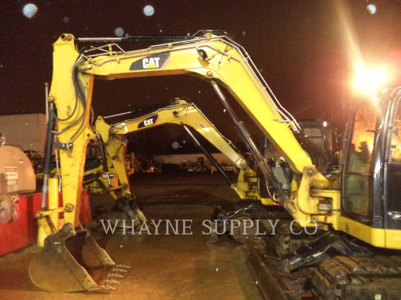 CATERPILLAR EXCAVADORAS DE CADENAS 308DCRSB equipment  photo 3