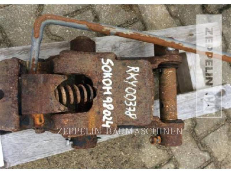 CATERPILLAR WT - バックホー・ワーク・ツール SW mechanisch CAT equipment  photo 1