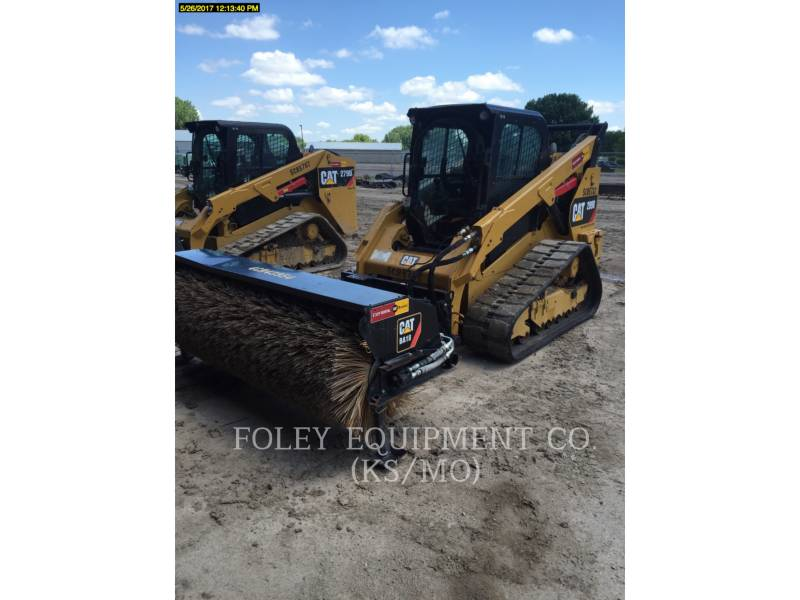 CATERPILLAR CHARGEURS COMPACTS RIGIDES 289DXPS2CA equipment  photo 1