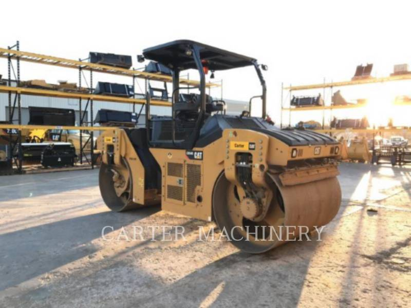 CATERPILLAR COMPACTORS CB54B equipment  photo 1