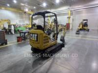 CATERPILLAR PELLES SUR CHAINES 301.7D OR equipment  photo 2