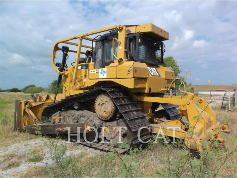 CATERPILLAR KETTENDOZER D6TXW equipment  photo 3