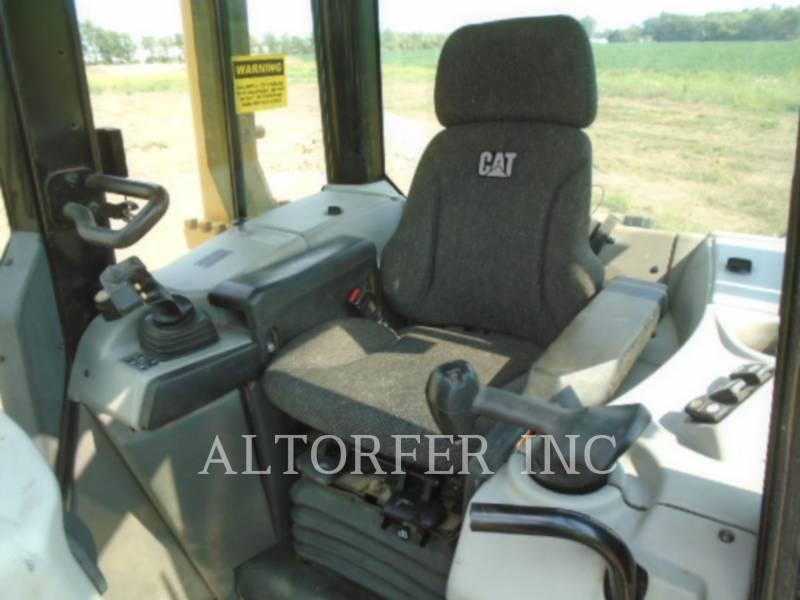 CATERPILLAR TRACK TYPE TRACTORS D6N LGP equipment  photo 5
